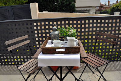 Home Staging en la terraza