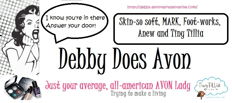 Debby Does Avon