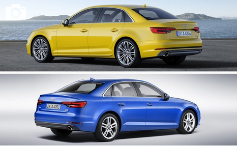 2017 Audi A4 Specs, Rumor and Release Date