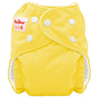 FuzziBunz Cloth Diaper Trial Starter Pack Giveaway