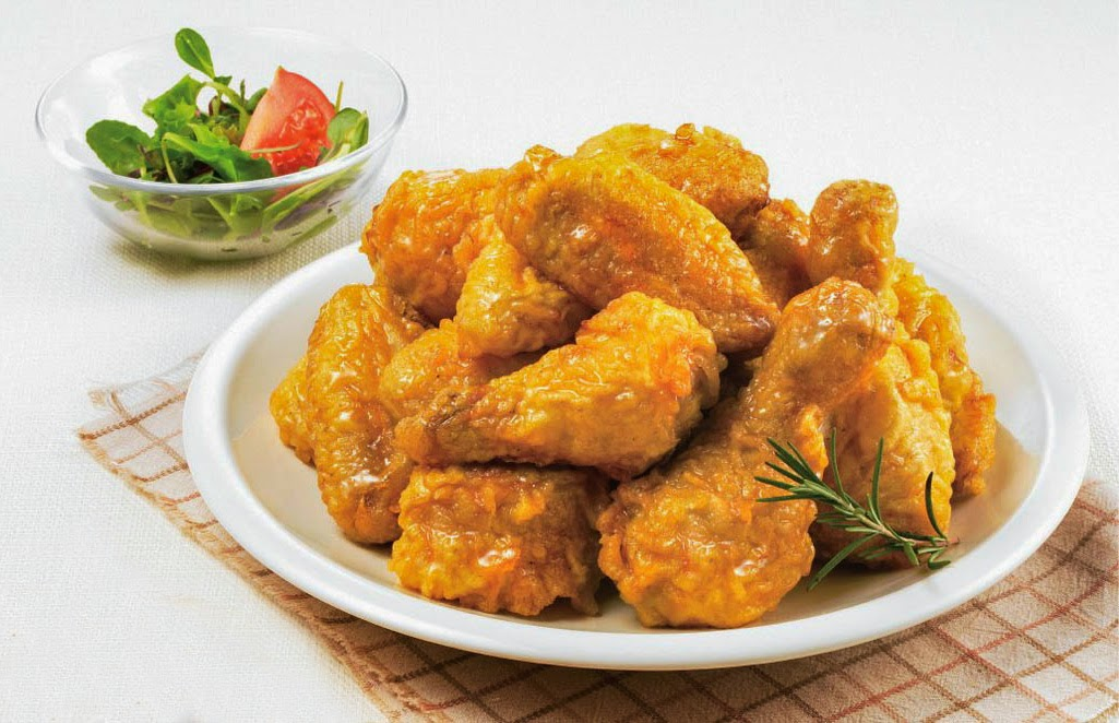 The Honey Series of Kyochon Chicken