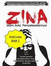 E-Book : Zina, Islam Ada Penyelesaiannya