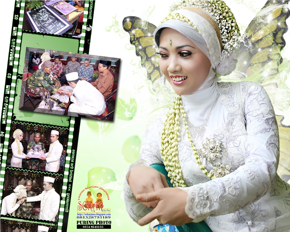 Tata Cara Pernikahan Adat Jawa Jogja