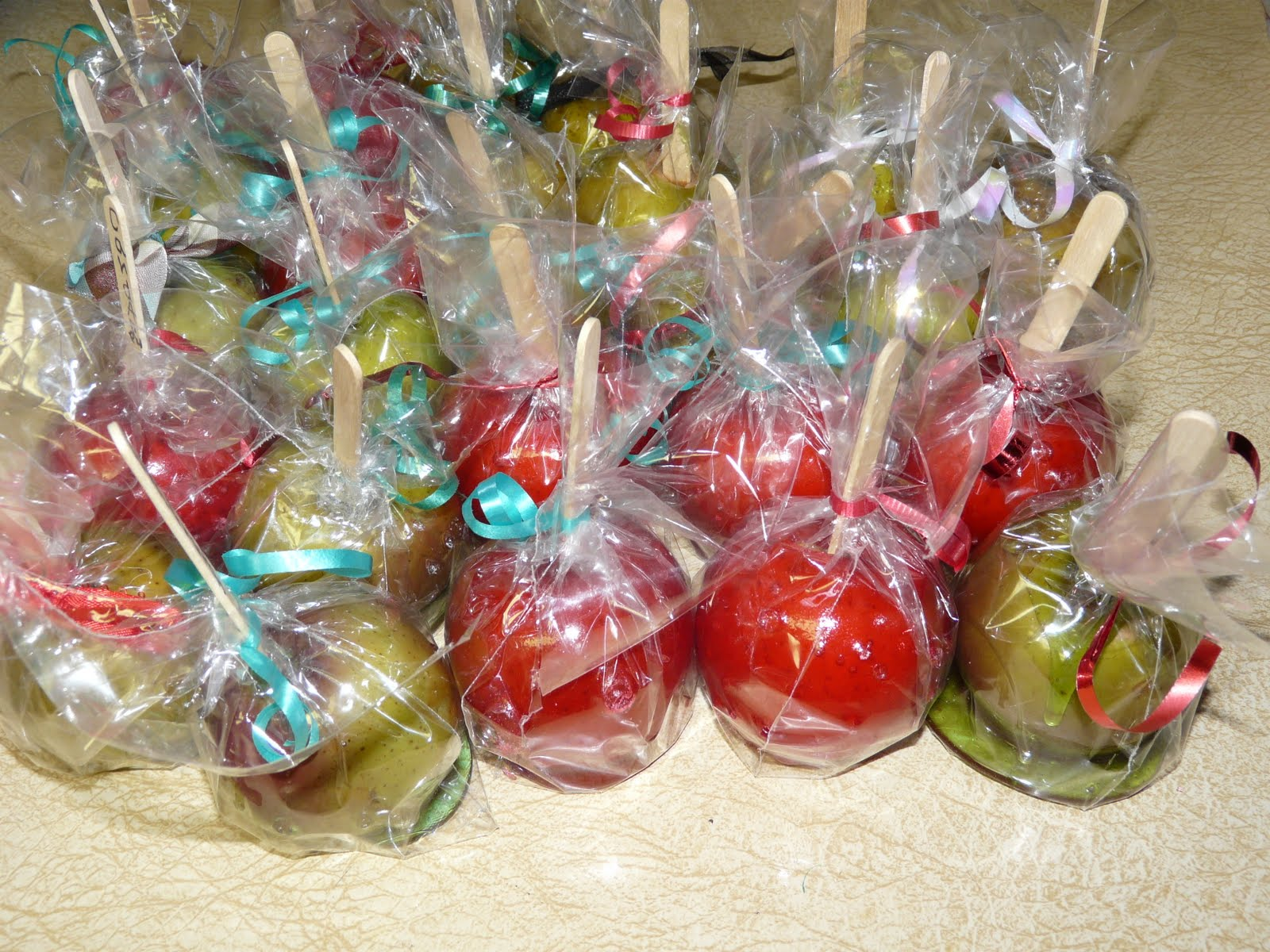 How to Store Candy Apples forecast
