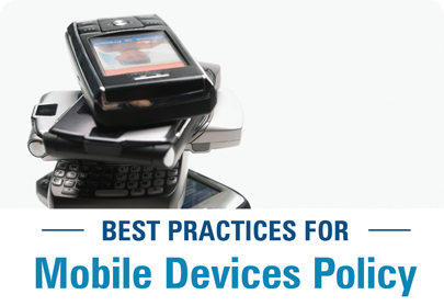 mobile, policy, best practice, cell phone