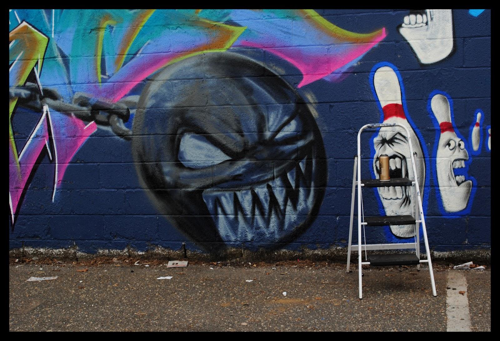 Colin-Patrick Trevors Photography: Bradley Beach Graffiti