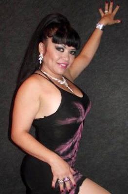 Foto de Teresa Espinoza en el 2012