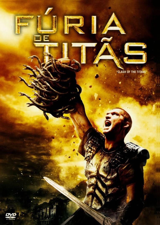 Fúria de Titãs – Dublado (2010)