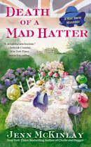 Giveaway: Death of a Mad Hatter