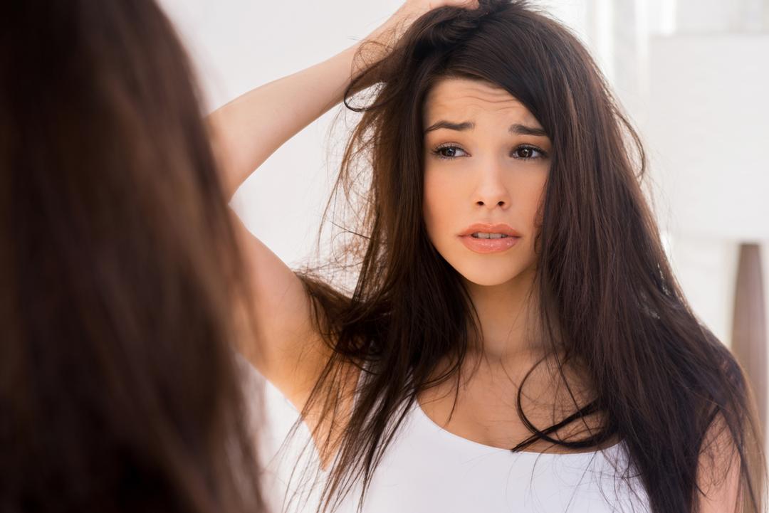 Green la crème empêche la chute et la croissance activant des cheveu