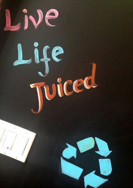 Juicing is not a trend.It's a way of life