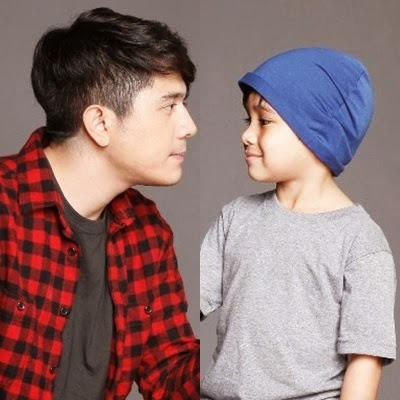 Father and son: Diego and Honesto