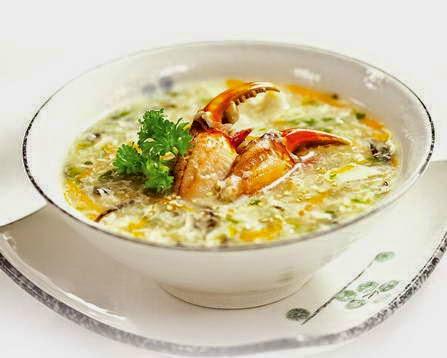 Vietnamese Crab Soup - Súp cua