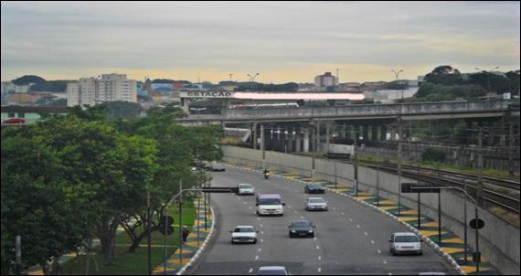Estação de metrô de São Paulo