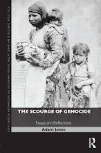 """The Scourge of Genocide: Essays and Reflections"" (Coming June 2013)"