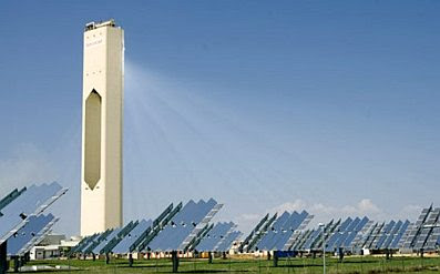 Desertec Industrial Initiative's solar project