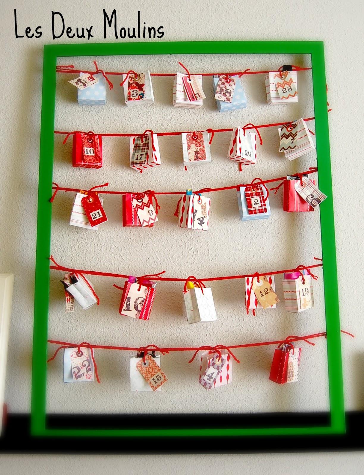 Les deux moulins mi calendario de adviento for Calendario adviento ikea