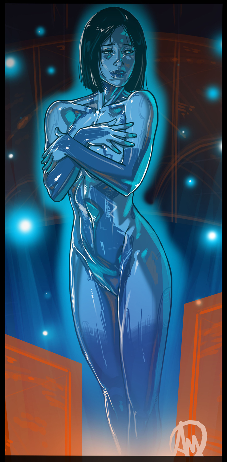 Halo cortana masterbating porn erotic movies