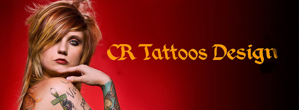 CR Tattoos Design