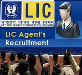 Lic recruitment 2014 insurance agent jobs in LIC