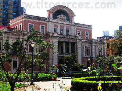 Museu das Minas e do Metal (Grupo EBX), no prédio da antiga Secretaria de Estado da  Educação, na Praça da Liberdade, em Belo Horizonte - Minas Gerais