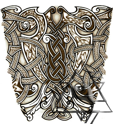 Old Norse Tattoo Designs