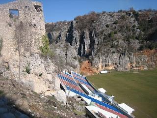 Stadion Gospin Dolac - Stadion Terunik Di Dunia