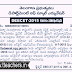 Deecet 2015 notification-TS Deecet Online Application-Telangana Dietcet