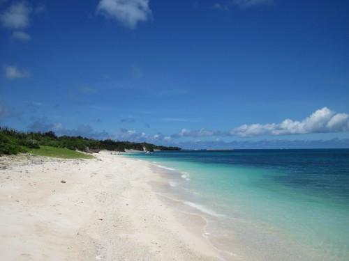 Kondoi Beach Okinawa