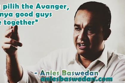 Kandidat Calon Presiden (CAPRES) Terbaik Yang Bisa Dipilih, Anies Baswedan