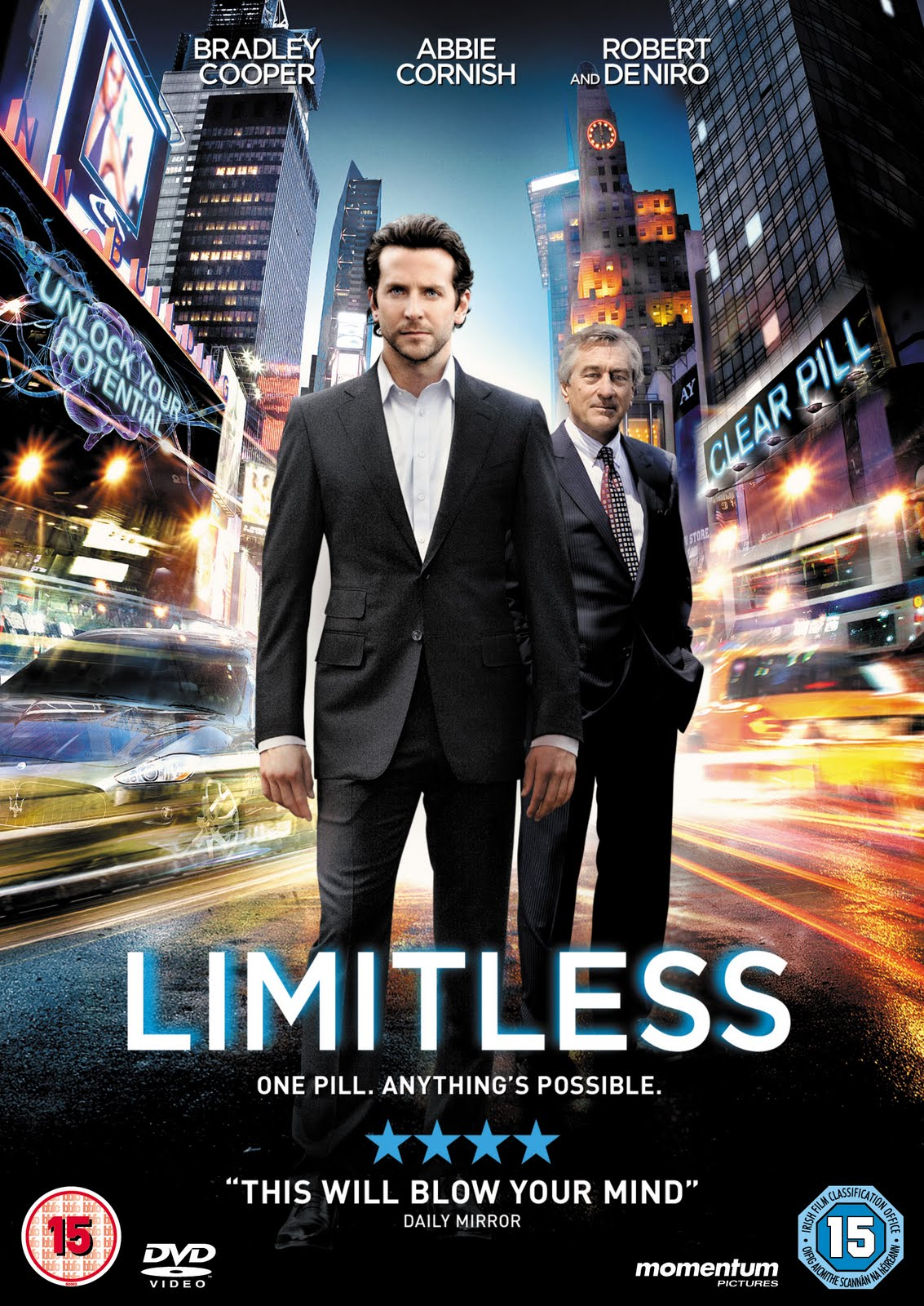twistedwing review limitless dvd
