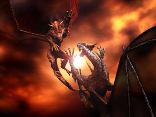 imagenes de dragones guerreros, el poder se nivela