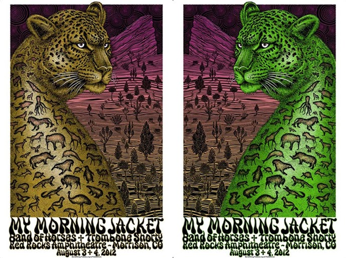 Image result for my morning jacket 8-4-12