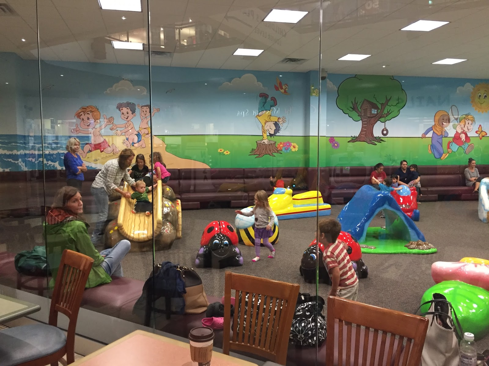 Baby Play Area Minnesota Baby New Indoor Play Area At Eden Prairie Center