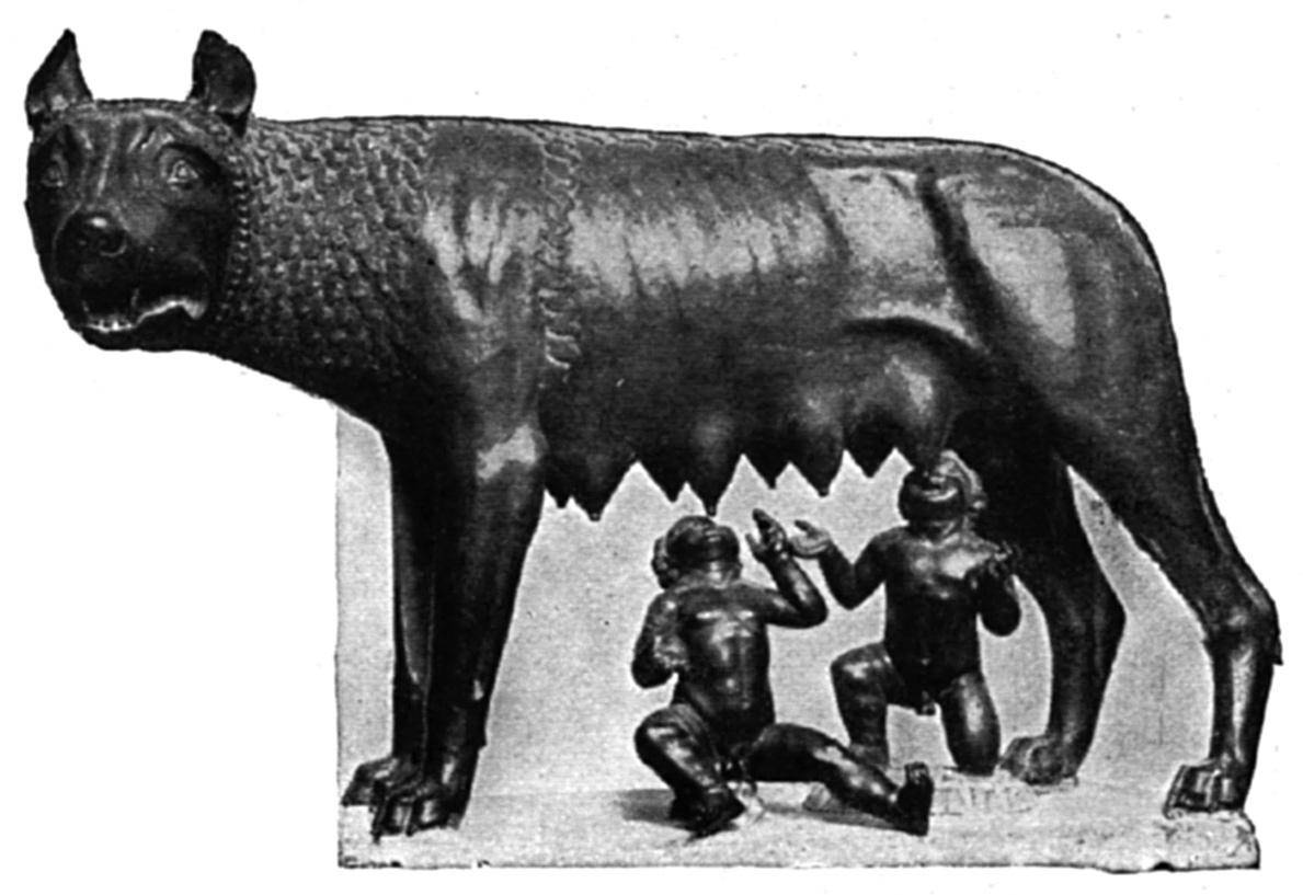 the romulus legend Romulus and remus rhea was a princess and a mortal woman who was married to mars, the roman god of war rhea and mars had twin.