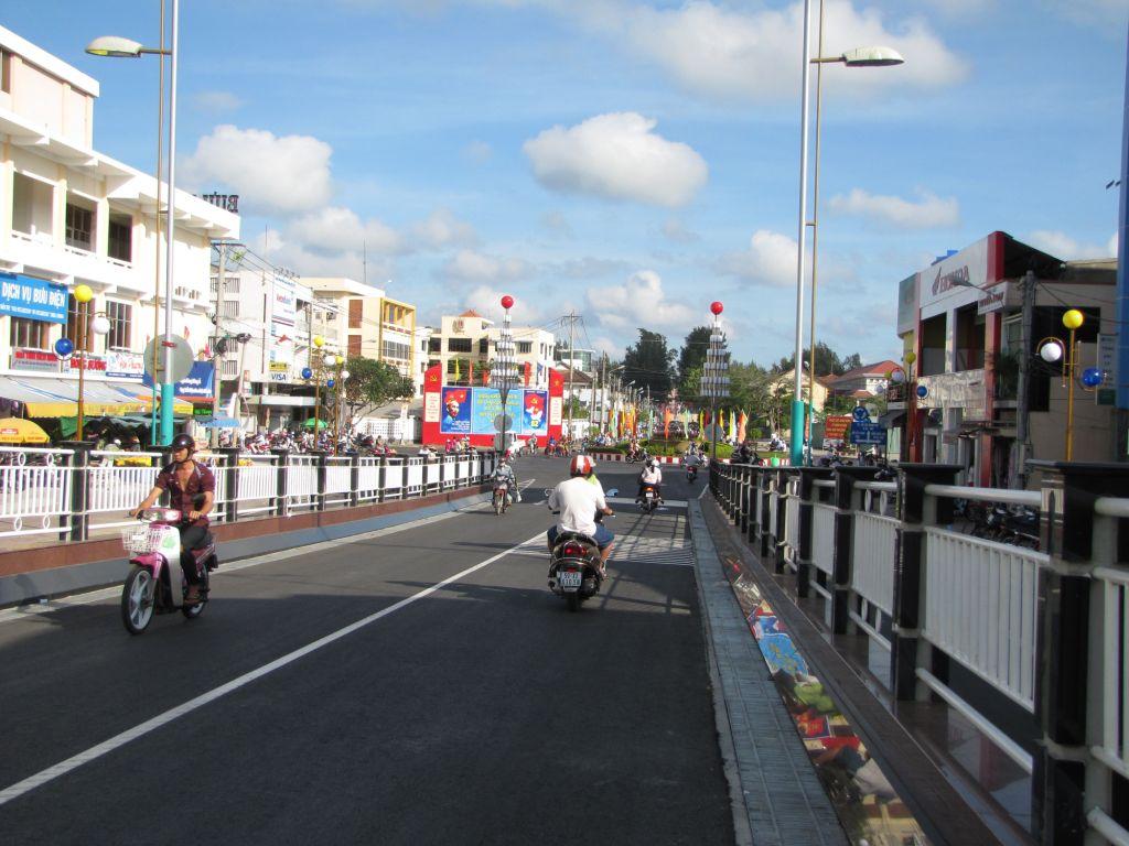 Cầu Bến Tre 1