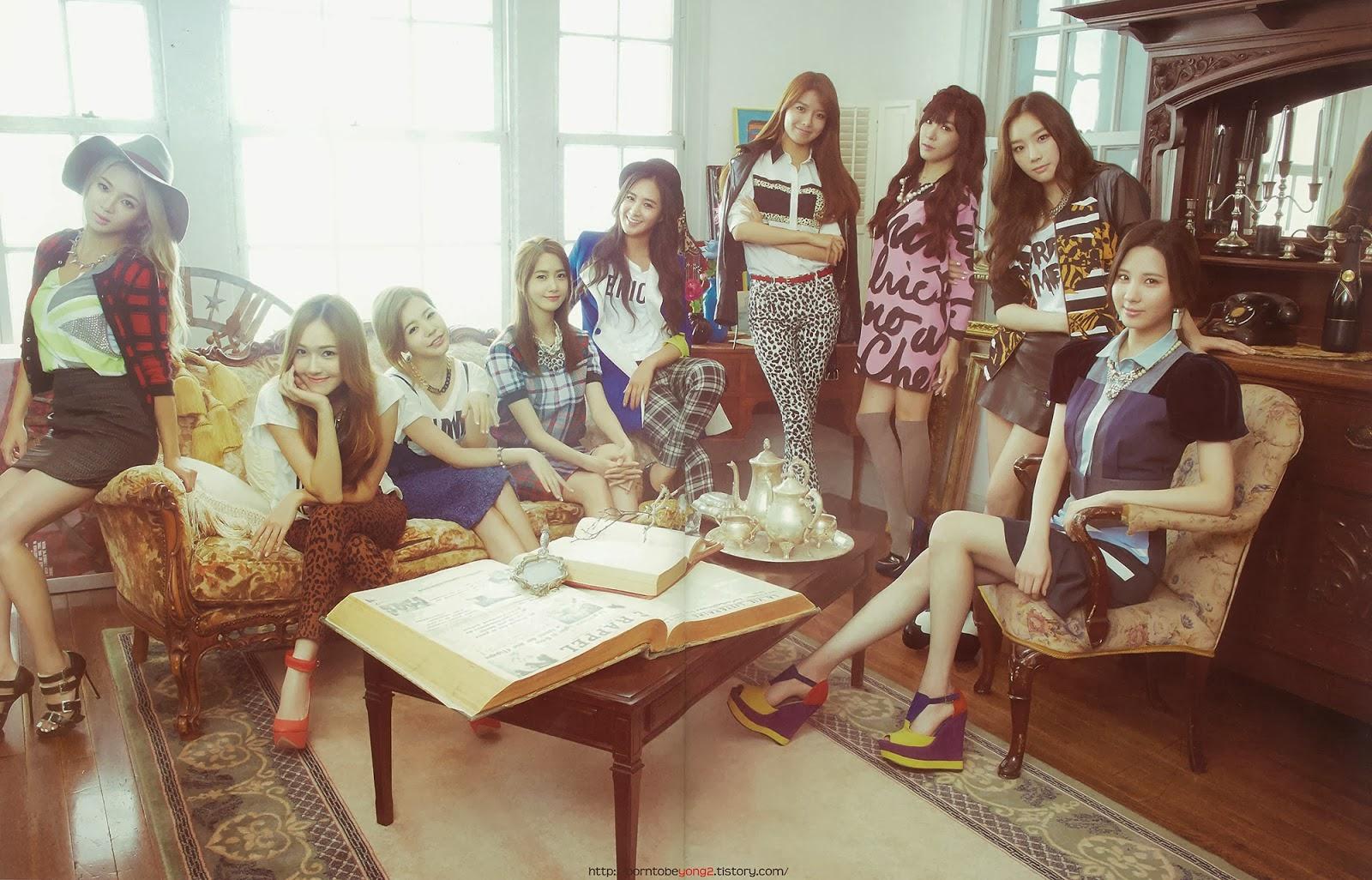 Girls' Generation 2013