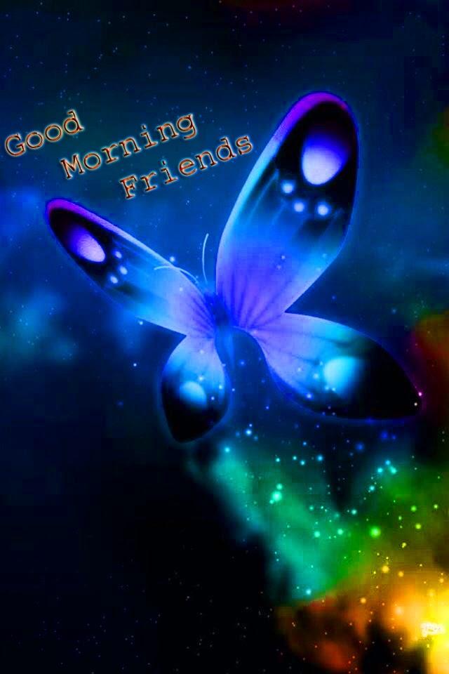 Good morning nice morning cool morning