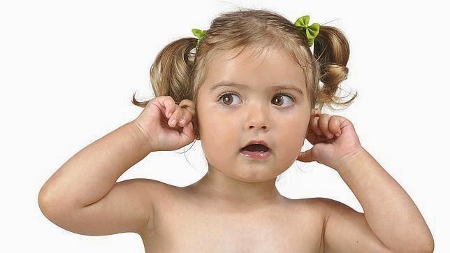 Problemas de audición en niños
