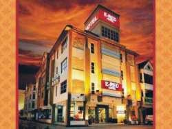 Hotel Murah Bintang 2 di Penang - E-Red Hotel Seberang Jaya