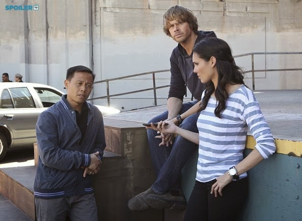 "NCIS: Los Angeles - Expiration Date - Review: ""Moving Too Fast?"""