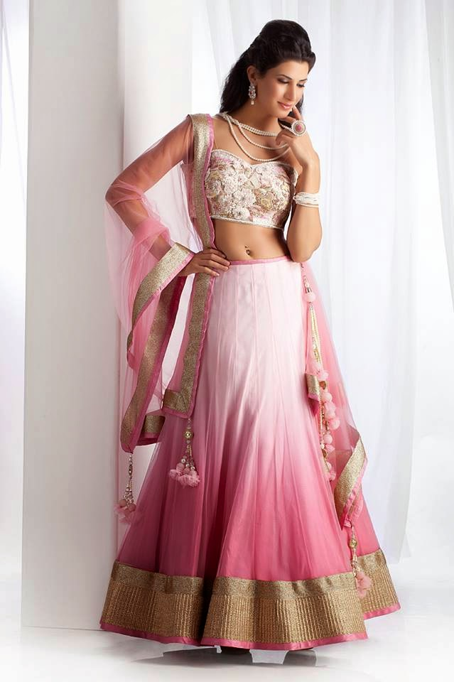 Avalon lehenga choli collection 2015