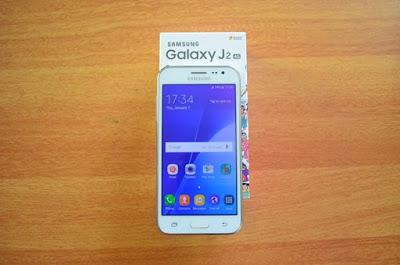 Harga Samsung Galaxy J2 dan Spesifikasi