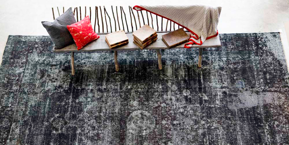 Picking The Perfect Over Dyed Rug