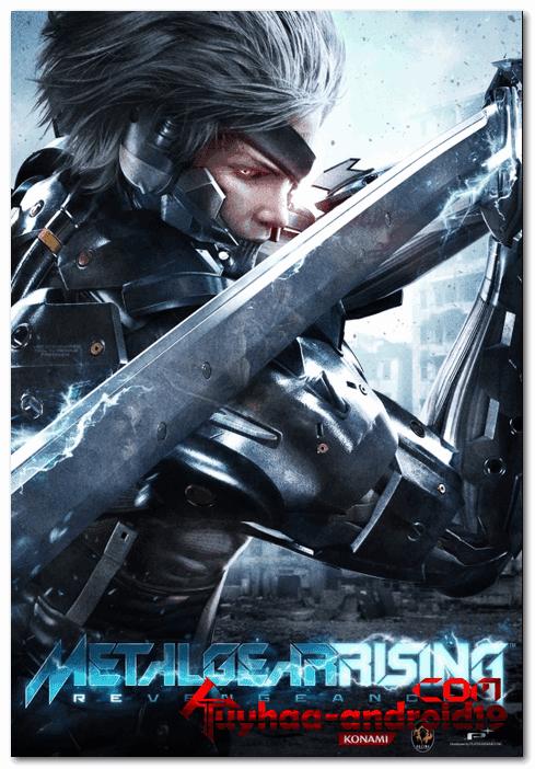 Metal Gear Rising Revengeance 2014 Reloaded