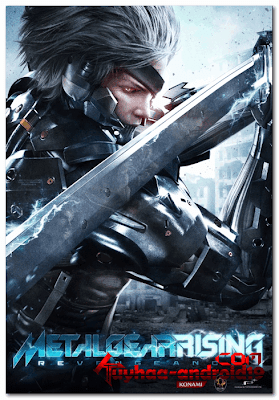 Metal Gear Rising Revengeance 2014 Reloaded