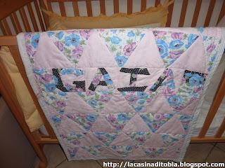 Baby Quilt per Gaia