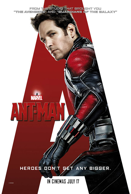 Marvel's Ant-Man UK Poster