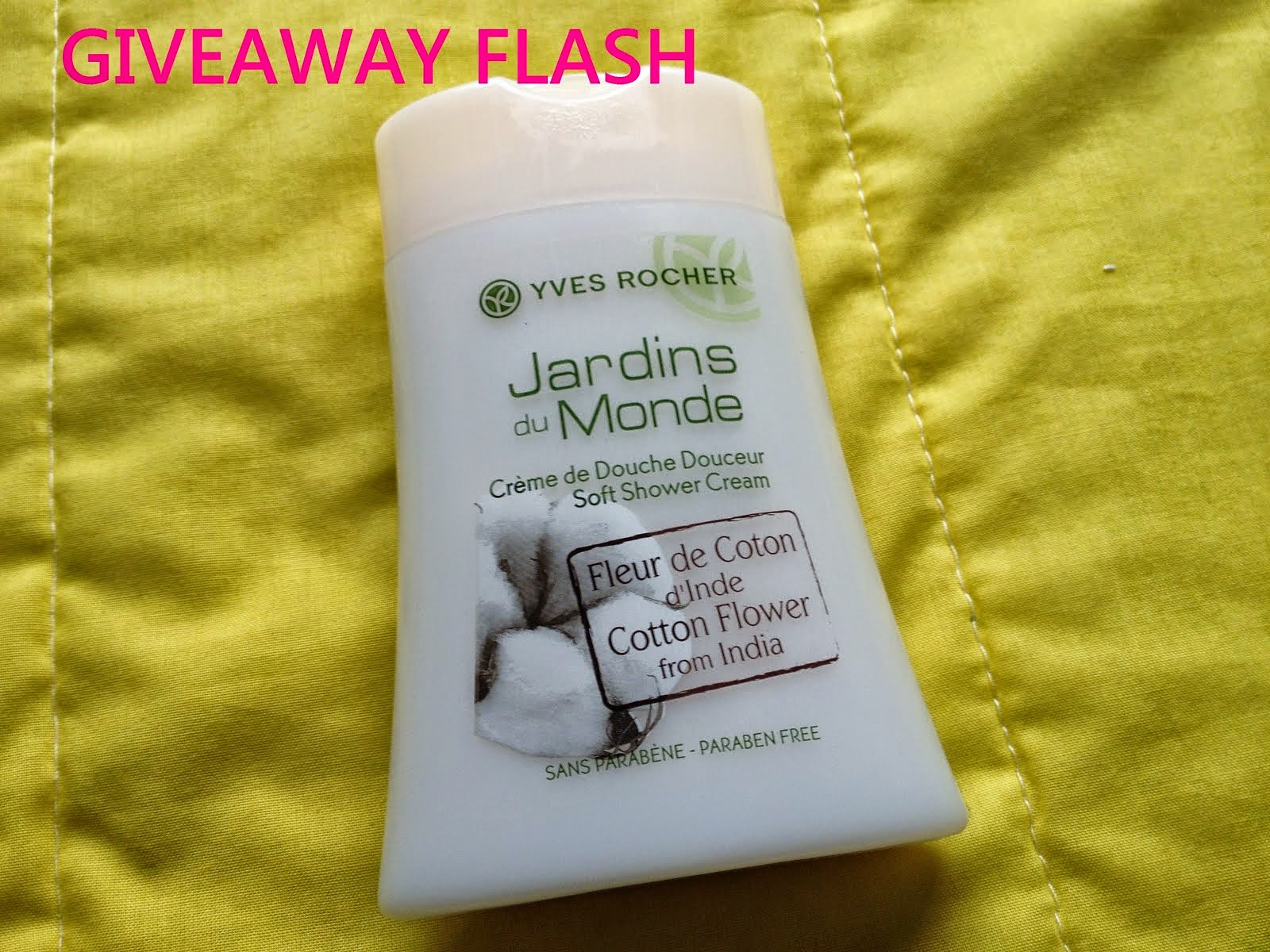 GIVEAWAY FLASH