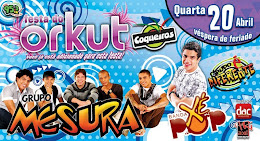 EVENTOS- FESTA DO ORKUT